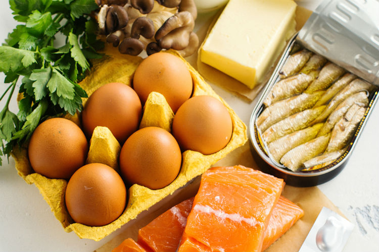 fonti di vitamina d