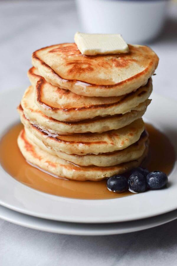 pancakes ricetta della nonna americana