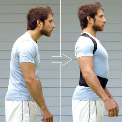 ok shoulder prima e dopo uomo