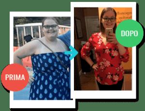 Dieta delle 2 Settimane: Testimonianza 01